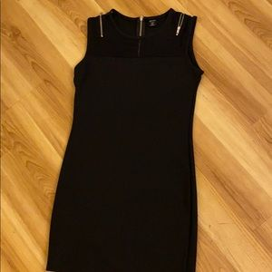 Dress- black dress dome korea